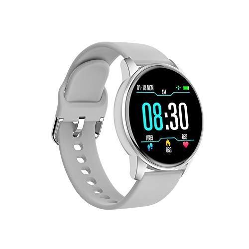 CETLFM Inteligente del Reloj De Los Deportes Color De Los Nuevos Hombres, Un Múltiples Funciones De Moda Multi-Sport Reloj Inteligente,B