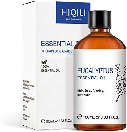 Top 10 Best ucaliptus essential oil Reviews