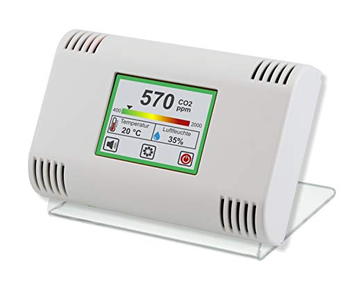 Vistron CO2-Monitor CM1 - Made in Germany - CO2 Messgerät
