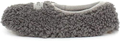 UGG Female Birche Slipper, Grey, 7 (UK)