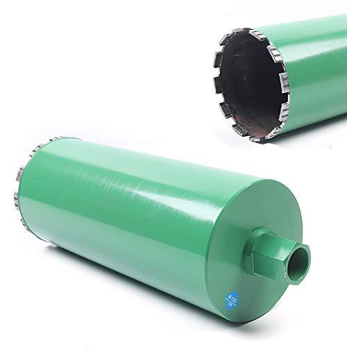 Wet Drill Core Bits for Hard Concrete, Granite, Brick and Block, Wet Diamond Drill Bits/Hole Saws (6')