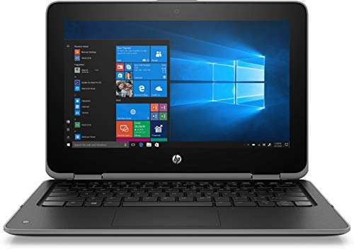 HP ProBook x360 11 G3 EE 11.6' LCD 2 in 1 Notebook - Intel Pentium Silver N5000 Quad-core (4 Core) 1.10 GHz - 8 GB DDR4 SDRAM - 128 GB SSD - Windows 10 Home - 1366 x 768 - Convertible - Intel UHD