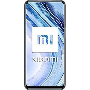 """Xiaomi Redmi Note 9 Pro - Smartphone de 64GB/6GB (6.67"""" DotDisplay, Cámara cuádruple de 64 MP con IA, Qualcomm SnapdragonTM 720G, Batería de 5020mAh, 30 W de carga rápida), Gris"""