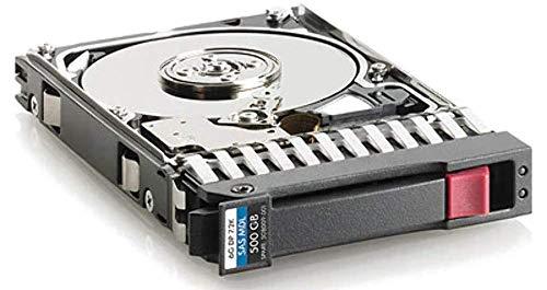 Hewlett Packard Enterprise 508009-001 500GB SAS - Disco duro...
