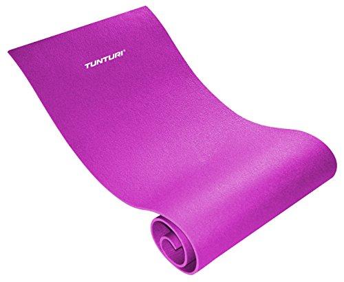 Tunturi 14TUSFU186 Tappetino Fitness - Tappetino Yoga Xpe - Rosa, Unisex – Adulto, Pink, Taglia Unica