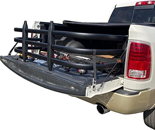 Truck Bed Extender Universal for F150 Silverado Sierra Ram Tundra Titan Pickup Trucks