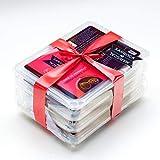 Pack Membrillos 4 x200g Mariscal & Sarroca : Original, con Naranja, con Nueces y con Higos