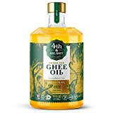 Original High Heat Cooking Oil by 4th & Heart | Blend of Grass-fed Ghee, Avocado, and Grapeseed Oils...