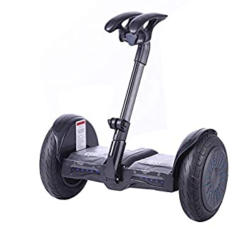 MAXFREE Smart Self-Balancing Electric Scooter with LED Light Balance Scooter with APP Bluetooth Management for Teens and Adults