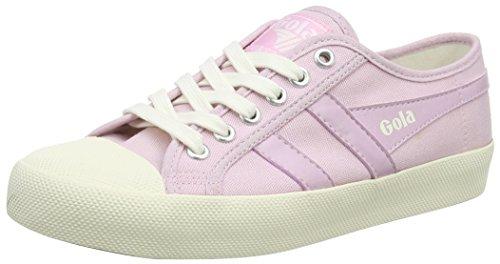 Gola Damen Coaster Kurzschaft Stiefel, Pink (Pastel Pink/Off White), 36 EU