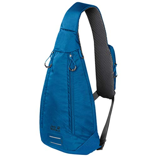 Jack Wolfskin Delta Air Freizeittasche Unisex, Electric Blue, ONE Size
