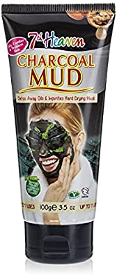 7th Heaven Charcoal Mud Tube 100ml by Montagne Jeunesse