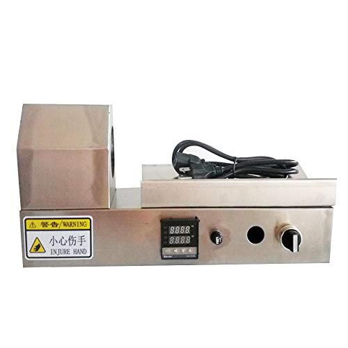 Huanyu - Tapas para botellas de vino, 70 mm, para máquina de encoger, tubo de PVC, termo, 110V 50HZ