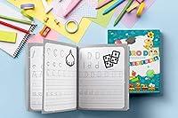 Il Libro di Prelettura: La perfetta combinazione tra un libro da colorare, un libro di puzzle e di giochi enigmisti per piccoli #6