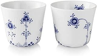 Royal Copenhagen Blue Elements 2 Pack Thermal Mugs