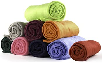 50 x 60 Ultra Soft Fleece Throw Blanket (Assorted Colors)