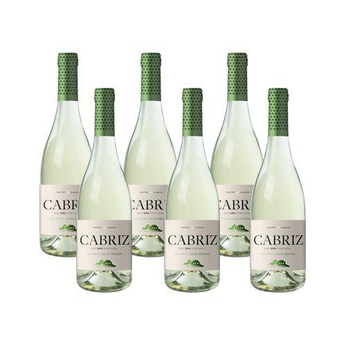 Cabriz Selected Crop - Vino Blanco - 6 Botellas