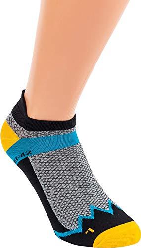 by Riese Klettersocken Climbing Socks Sportsocken Klettersneaker für Damen Herren Kinder (1, 43/46)