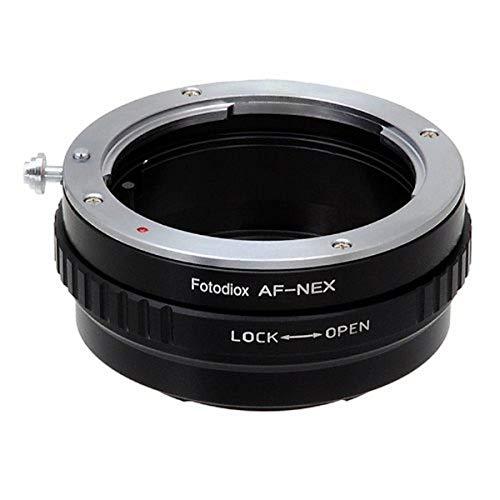 Fotodiox Anello Adattatore per Sony Alpha DSLR (Minolta AF Tipo-A) Obiettivo a Fotocamera Sony NEX