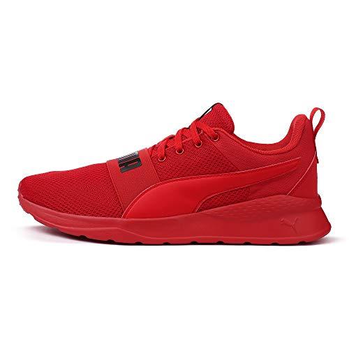 PUMA Anzarun Lite Bold T, Scarpe da Ginnastica Unisex-Adulto, Rosso (High Risk Red Black), 43 EU