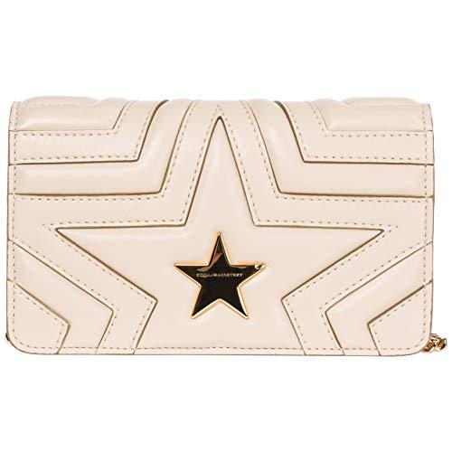 Stella McCartney mujer stella star bolsos bandolera beige
