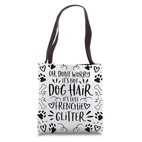 Frenchie Mom Gift French Bulldog Home Decor Dog Mom Tote Bag
