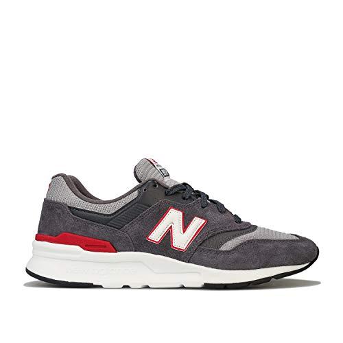 New Balance 997H - Zapatillas de correr para hombre y hombre, color gris, color Gris, talla 39 1/3 EU
