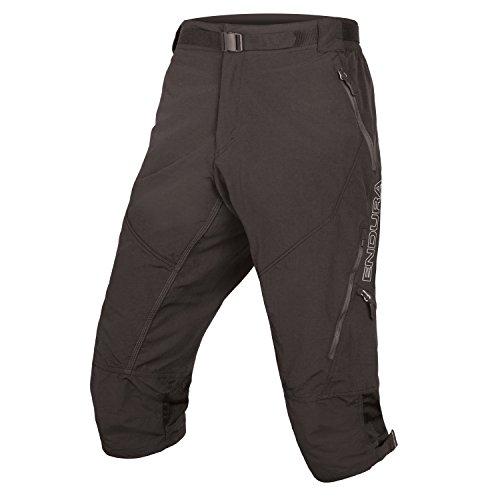 Endura Hummvee 3/4 Baggy Cycling Short II Black, Medium