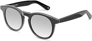 0c72bee605 Wolfnoir Hathi Ace Stone Grey Gafas de sol, Gris Plata, 45 Unisex