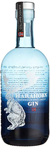 Harahorn Norwegian Small Batch Gin (1 x 0.5 l)