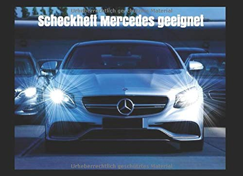 Scheckheft Mercedes geeignet: Serviceheft Mercedes geeignet für alle Modelle