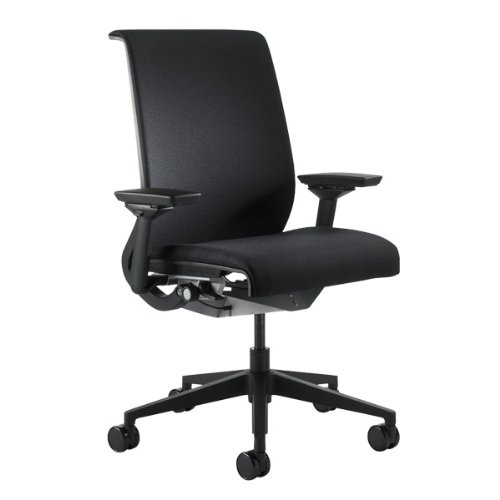 Steelcase Think Fabric Chair, Black -