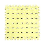 Fancy Citrouille 9pcs Mignon Chiens Imprimé imbriqués Tapis de Sol Puzzle Tapis de Jeu pour bébé Chambre d'enfant, 03