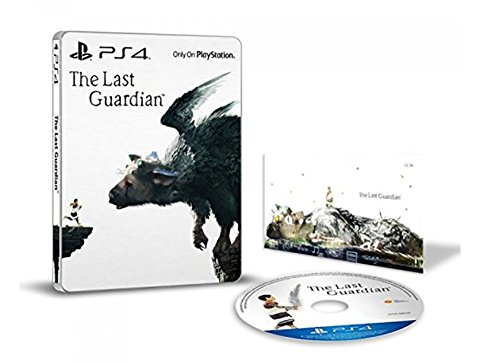 The Last Guardian - Steelbook Edition - [Versión Italiana]