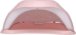 Secador De Uñas 48W Uv Lámpara Luz De Uñas Esmalte De Uñas De Alta Potencia Todo El Gel Secador De Esmalte De Uñas Pulido Sensor De Luz Led Luz Solar Herramienta De Manicura De Esmalte De Uñas Led