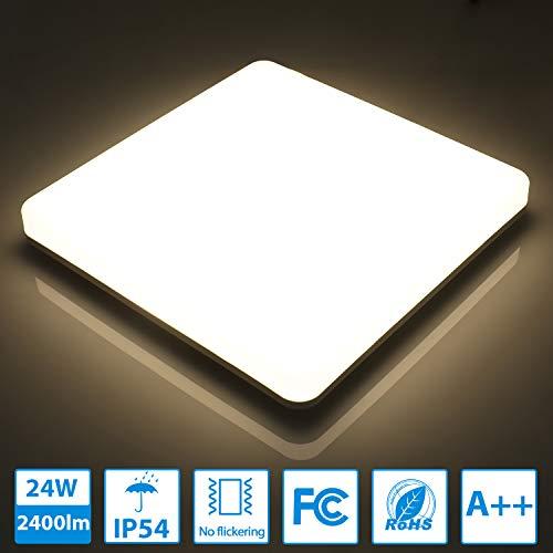 luz techo baño fabricante Oeegoo