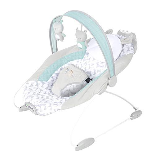 Ingenuity, Hamaca bebé balanceo automático con ahorro de batería, Raylan