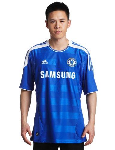 adidas Herren Trikot Chelsea FC Home, cfc reflex blue/white, L, V13927