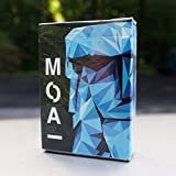 Bocopo Moai Playing Cards Limited Edition Easter Island Poker Cardistry Deck