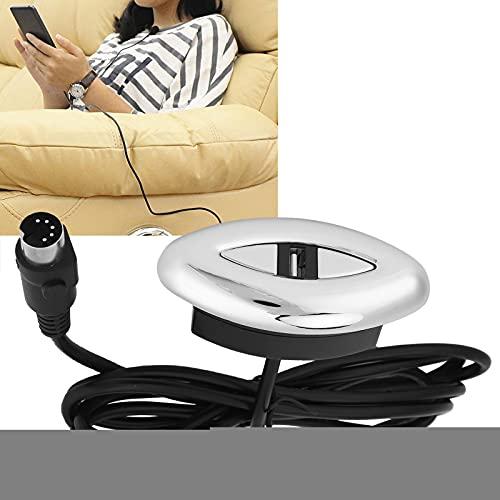 Xirfuni Interruptor de Control de sillón, electrodomésticos, Controlador de sofá, sillas para el hogar, sillas Elevadoras para sillones de Masaje, sofás eléctricos