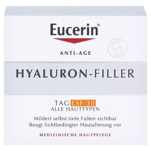 Eucerin Anti-Age Hyaluron-Filler Tag LSF 30, 50 ml Creme