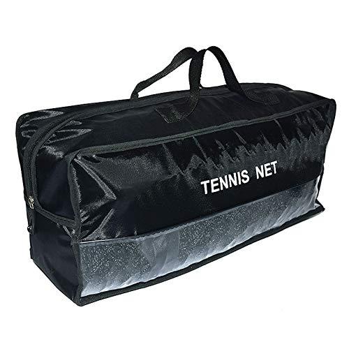 RLQ Tennis Net, Sports Professional,Tennis Center Strap, Rainproof and Sunscreen Tennis Court Block Training Net