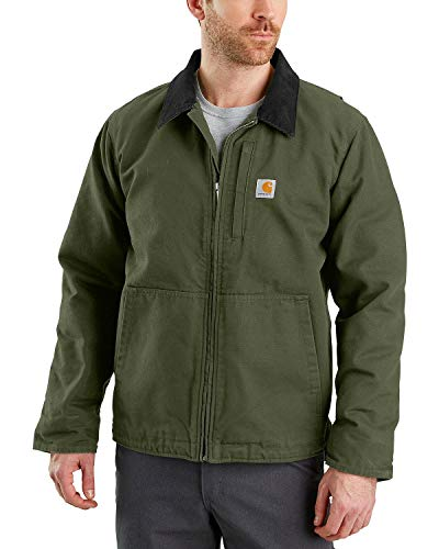 Carhartt Full Swing Armstrong Jacket Giacca, Moss, S Uomo
