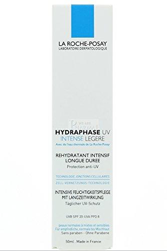 La Roche Posay Hydraphase Uv Intense Ligera Spf20 50Ml