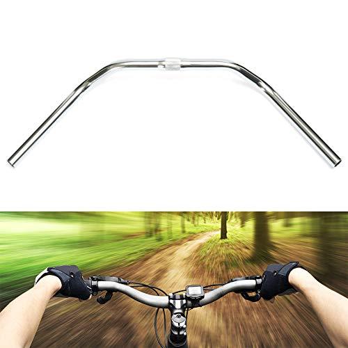 XQxiqi689sy Guidon en alliage d'aluminium 25,4 mm pour vélo de plage Cruiser VTT Taille unique 1 couleur