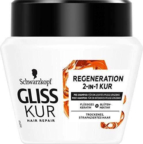 Gliss Kur Total Repair 2-in-1 Regenerations-Kur, 300 ml