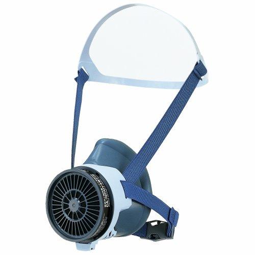 シゲマツ(重松製作所) 防毒マスク半面形面 サイズM GM77-M