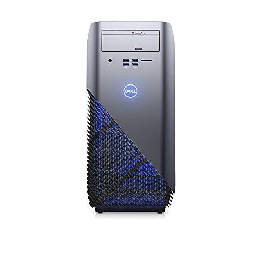 Dell Inspiron 5675 - AMD Ryzen 7 1700X up to 3.8 GHz, 32GB DDR4 Memory, 256GB SSD + 2TB Hard Drive, AMD Radeon RX 580 8GB Graphics, Windows 10, Recon Blue (Renewed)