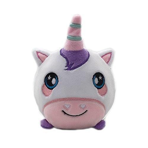 Millffy SGS Tested Safety Pu Foamed Squish Ball squishes Toy squishys Toys (Unicorn 35'' (Dia88cm Ball))