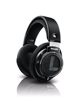philips open back headphones